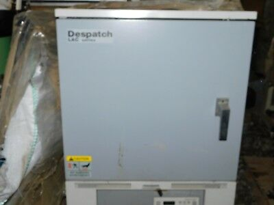 Lab Oven Despatch L A C 1-38 A-4
