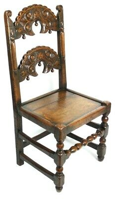 Antique Oak Yorkshire Chair - FREE Shipping [PL4744]