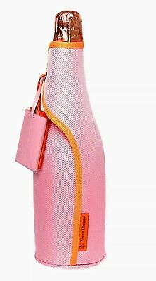 Veuve Clicquot  Mon Amour Pink Cooler Jacket Only No Champagne Included