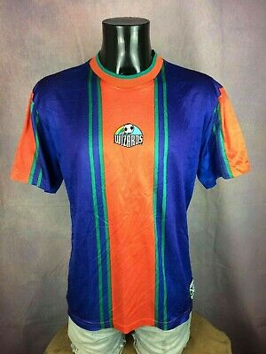 KANSAS CITY WIZARDS Jersey Maillot Camiseta Official MLS True Vintage Sporting
