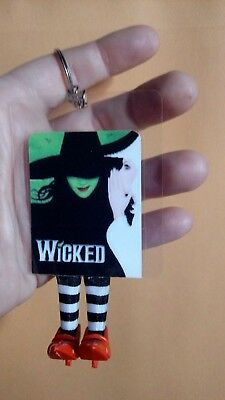WICKED THE MUSICAL Keychain