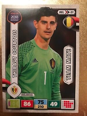 album PANINI road to FIFA World Cup Russia 2018-50 cartocci packets 250 sticker