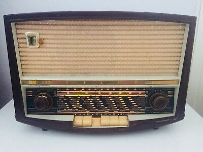 Philips Radio Vintage Antigua Retro
