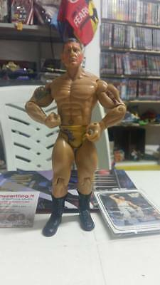 WWE WRESTLING BATISTA GIGANTE RUTHLESS AGGRESSION SENZA SCATOLO ... bd2a875d5d51