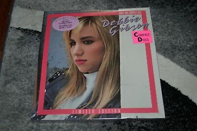 Debbie Gibson Limited Edition Box Set Vhs Video/ Anything Is Possible Cd Sealed