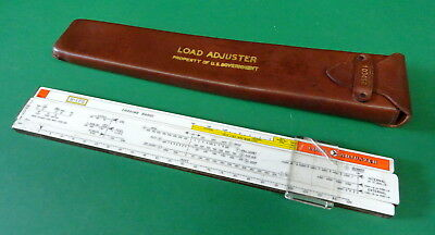 Boeing B-17G Flying Fortress Pilot'S Load Adjuster W/case