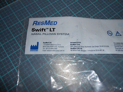 New Replacement Headgear for ResMed Swift LT 60578 original packaging