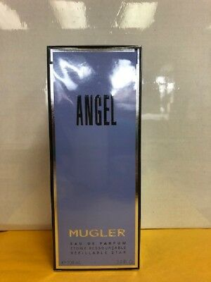 Angel by Thierry Mugler 3.4 oz / 100 ml.EDP Perfum for Women.New & Sealed in Box