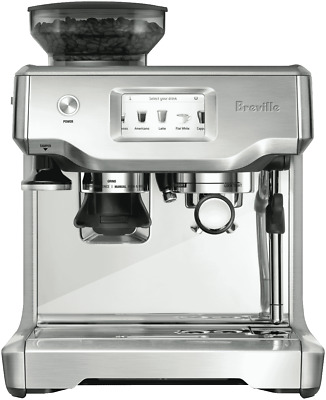 NEW Breville BES880BSS The Barista Touch Espresso Machine