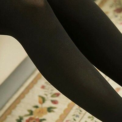 Popular Women Stocking Pantyhose Mock Over The Knee Double Stripe Sheer Tights