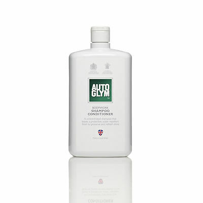 Autoglym Bodywork Shampoo Conditioner 1 Litre - 1L Car Bodywork Wash Cleaner