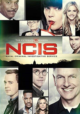Ncis: Fifteenth Season (6Pc...-Ncis: Fifteenth Season (6Pc)  (Us Import) Dvd New