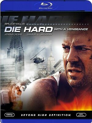 Die Hard 3: Die Hard With a Vengeance (Blu-ray, 2007) Bruce Willis