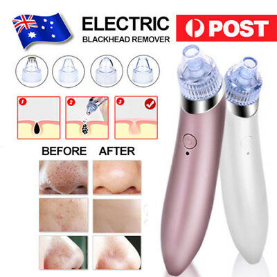 Electronic Blackhead Acne Remover Pore Cleaner Vacuum Cleanser Facial Skin Care