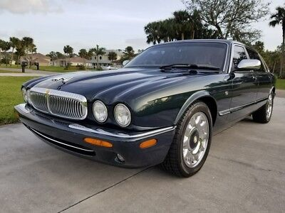 2001 Jaguar XJ8 Vanden Plas 2001 Jaguar XJ8 Vanden Plas V8 Super Charged