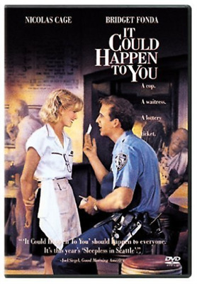 `cage,nicolas`-It Could Happen To You (Us Import) Dvd New