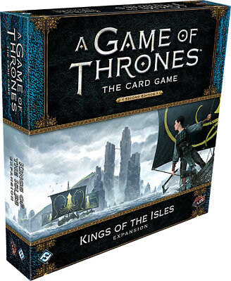 A Game of Thrones LCG - Kings of the Isles Deluxe Expansion | Fantasy Flight Gam