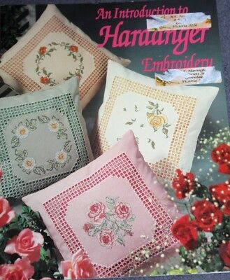 Book -  An Introduction to HARDANGER EMBROIDERY