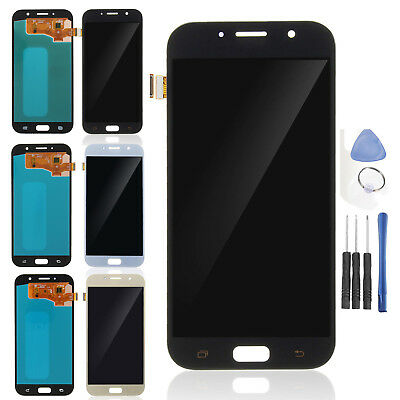 For Samsung Galaxy A7 2017 SM-A720F Touch Screen Digitizer LCD Display Assembly