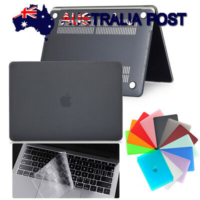 "Rubberized Hard Shell Case Cover Keyboard Protector fr New MacBook Air 13"" A1932"