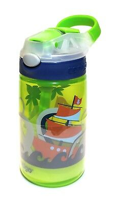 Contigo Autospout Straw Kids Striker 14oz Water Bottle