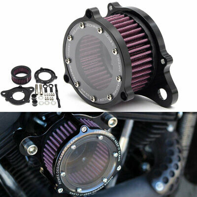 Hot Sale Motorcycles Air Filter CNC Air Cleaner Intake Filter Fit For Harley 883