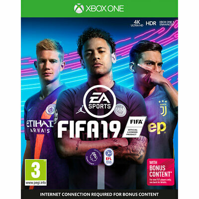Xbox Games M1RESSELE12192 FIFA 19 For Xbox One