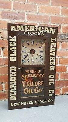 Antique New Haven Clock