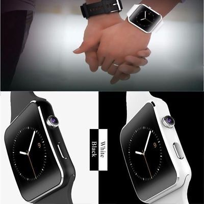 2018 New X6 Bluetooth Smart Watch  for Android&IOS Phone with SIM Card Camera
