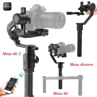 Moza Air2/Aircross/Air Bluetooth Handheld Gimbal Stabilizer for Mirrorless /DSLR