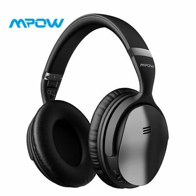 MPOW H5 Bluetooth Headphones Foldable Headset Wireless Stereo Noise Cancelling