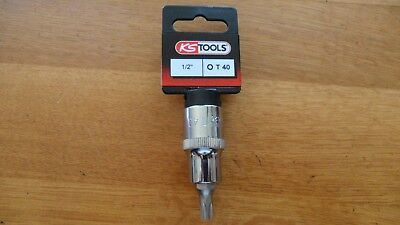 Embout Torx T.40 Carre  1/2