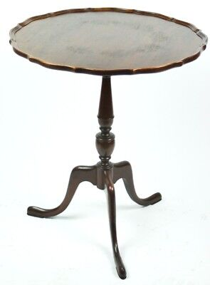Antique Georgian Style  Mahogany Wine Table - FREE Shipping [PL4750]