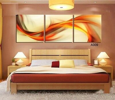 Wall Canvas Painting Modern Picture Set Printed Art 3 Pieces Home Decor Art