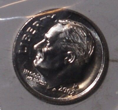 Sealed Roosevelt Dime 2002-P UNITED STATES Philadelphia mint (84)