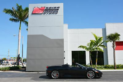 2007 Ferrari 430 Spider 2007 F430 SPIDER - ONLY 13,000 MILES - HIGHLY OPTIONED - SCUDERIA WHEELS