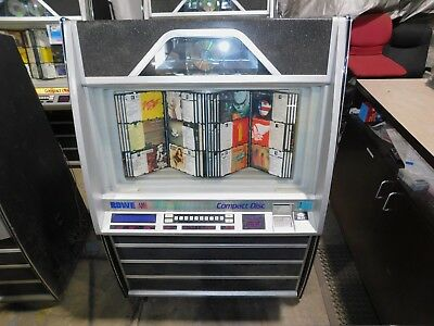Rowe Cd100 Jukebox Working Project Need Gone Over