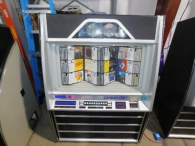 Rowe Cd100 Jukebox Non Working Project