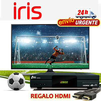 Decodificador   Iris 9800 Hd + Cable Hdmi. Factura Y 2 Años Garantia