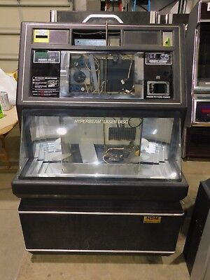 NSM Jukebox Non Working Project/Parts #1