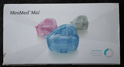 Medtronic MiniMed Mio MMT-921 Infusion Sets Box of 10 - New in Sealed Box