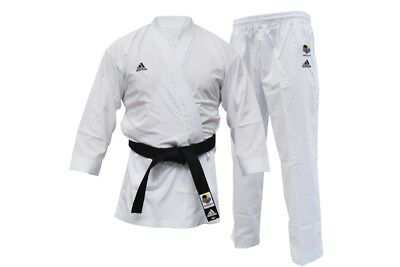 ADIDAS KUMITE KARATE Gi Fighter Suit WKF Approved Adult