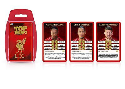 Liverpool FC 18/19 Top Trumps Card Game