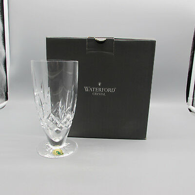 SET OF FOUR - Waterford Crystal LISMORE 14oz Iced Tea Glasses