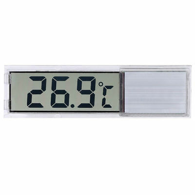 Aquarium Transparent Digital Thermometer LED £3.45 24HR DISPATCH FROM THE UK