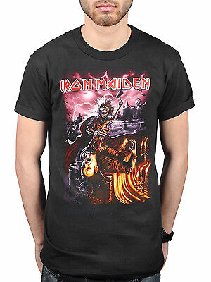 Official Iron Maiden Transylvania T-Shirt Somewhere In Time Killers Final Front
