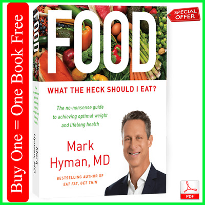 Food - What the Heck Should I Eat? by Mark Hyman (E-book, 2018)
