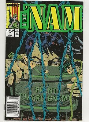 The 'Nam #25  NM  1988 Marvel    *Free Shipping*