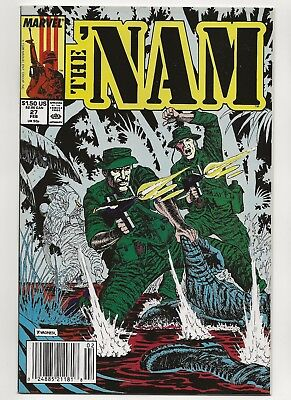The 'Nam #27  NM  Marvel  (1989)     *Free Shipping*
