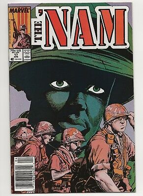 "The 'Nam # 17  NM  1988 ""Back in the Boonies""   *Free Shipping*"